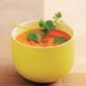 Crème de carottes cumin et coriandre