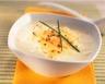 Crème de chou fleur légère