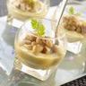 Crème de haricots blancs au foie gras
