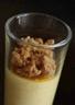 Crème moelleuse à l'orange et parfum de spéculoos