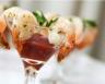 Crevettes sautées sauce épicée au ketchup