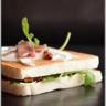 Croque Fraicheur Harrys St Morêt® tomates séchées jambon cru & roquette