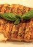 Croque monsieur au tomates à la mozzarella