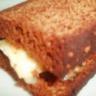 Croque Monsieur foie gras chaource et pain d'épices