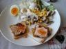 Croque-Monsieur Saint Sylvestre (foie gras)