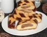 Croquets croquants fourés au chocolat et orange/ Gateau Algérien