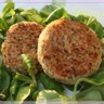 Croquettes de pommes de terre au jambon et aux herbes