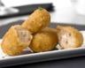 Croquettes de pommes de terre aux champignons