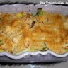 Crumble de légumes au gorgonzola