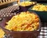 Crumble de potimarron carotte et poulet