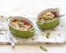 Crumble (ou gratin) de poulet aux légumes printaniers