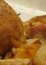 Cuisse de dinde rôtie aux mangues et abricots