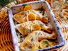Cuisse de poulet au citron et aux herbes (rapide)