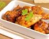 Cuisses de poulet aux épices au four