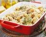 Cuisses de poulet grillées et gratin de chou-fleur/carottes