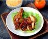 Cuisses de poulet rôti aux épices façon asiatique