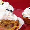 Cupcake à la pomme & chantilly de Cidre