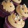 Cupcake choco - Beurre de Cachuètes