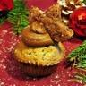 Cupcake étoilé
