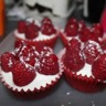 Cupcake Framboise-Amaretti