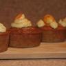 Cupcake pain d'épice kumquat et crème d'agrumes