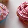 Cupcake tout rose !