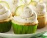 Cupcakes à la mangue mascarpone au citron vert et crumble citronné