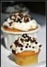 Cupcakes au chocolat blanc cardamome et noix de coco
