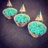 Cupcakes birthday (à la vanille)