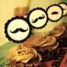 Cupcakes chocolat beurre de cacahuètes rapides