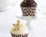 Cupcakes chocolat-fudge