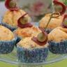 Cupcakes Tabasco® magrets de canard & tomates confites