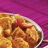 Curry de poulet sauce et pommes de terre (Murgh Aloo Masala)