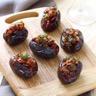 Dattes farcies au chorizo et aux tomates séchées