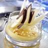 Délice de poires crème d'amande et chocolat