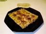 Délicieuse tarte pommes bananes et sa crème patissière