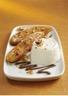 Dessert facile : faisselle façon banana split