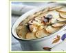 Dinde aux poireaux en croûte de pommes de terre