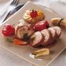 Dodines de fine volaille farcies au foie gras