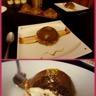 Dôme mystère au chocolat vanille caramel beurre salé