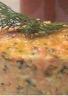 Douceur de carottes au cerfeuil et coulis de tomates