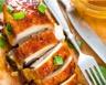 Emincé de poulet miel gingembre et nouilles chinoises