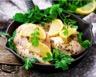 Emincés de poulet marinés au citron et rhum