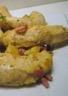 Escalope de poulet au wok citron confit et fond d'artichaut