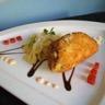 Escalope de poulet farcie à l'italienne ses farfalles et sa sauce fromagère à la tomate et au basilic ! Pour 6