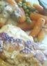 Escalope de poulet fourée au fromage
