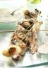 Escalope de veau aux champignons d'automne