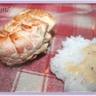 Escalopes de dinde farcies au jambon de parme et mozzarella avec sa sauce au parmesan
