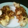 Escalopes de dinde farcies aux fruits secs et pain d'épice