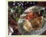 Escalopes de dinde panées aux noix